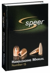Speer Reloading Manual (Handloading Manual) #15