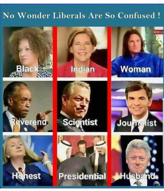 confused liberals