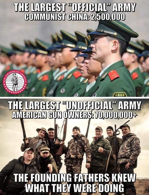 largest army