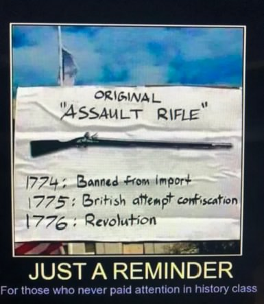 "Musket - Original ""Assault Rifle"""