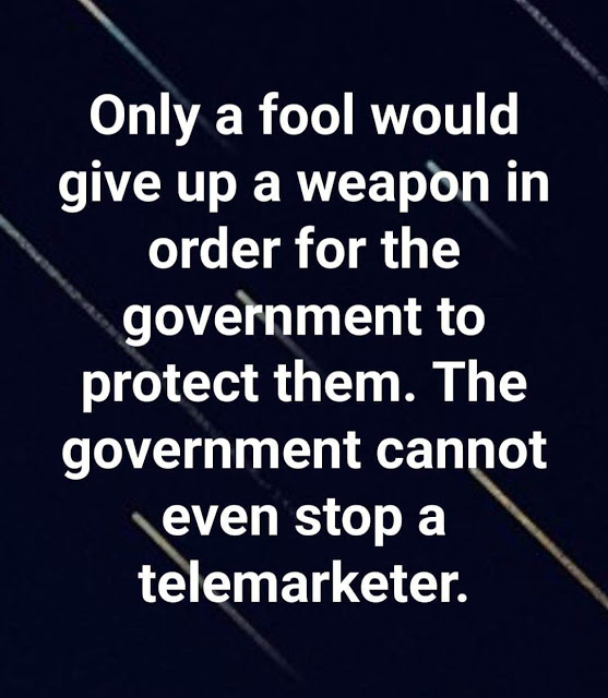 Government can't even stop a telemarketer